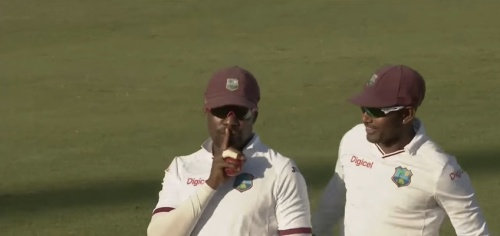 Darren Bravo in Barbados.
